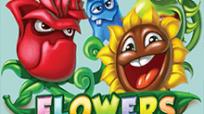 Автомат Flowers играть на деньги