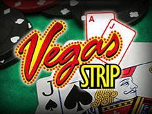 Играть на сайте Вулкан 24 на настоящие деньги в Vegas Strip Blackjack